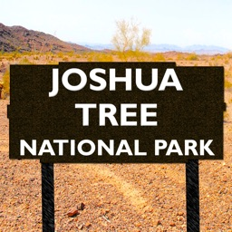 Joshua Tree National Park Map!