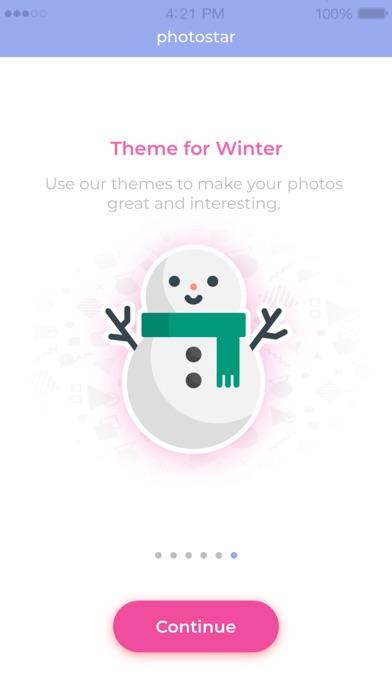 photostar - thematic editor Screenshot 3