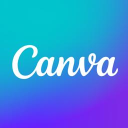 Ícone do app Canva: Editor de Foto e Vídeo