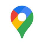 Google Карты - транспорт и еда на пк