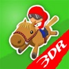 Tap Jockey 3D Running - iPhoneアプリ