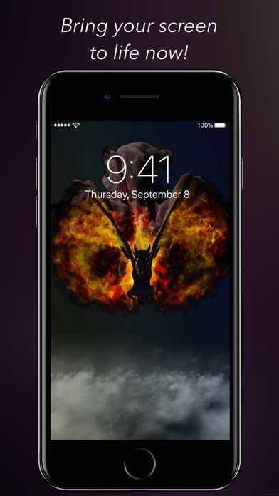 Bring your screen to life with our bold Live Wallpapers! Designed for iPhone X and iPhone 8 -- 8 Plus and iPhone 7 -- 7 Plus and iPhone 6s ...