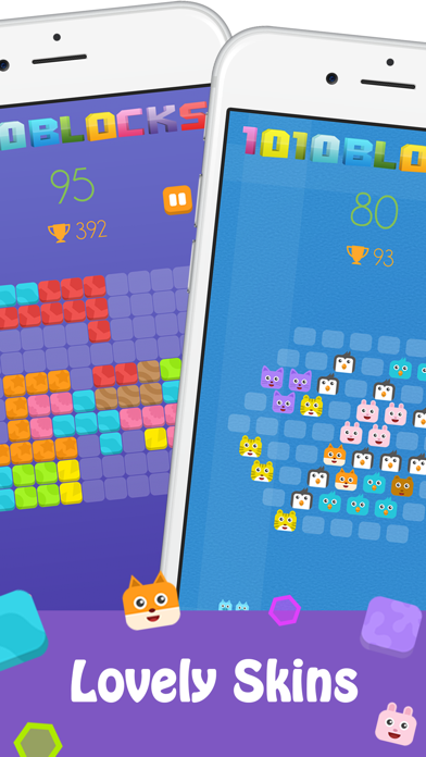 Block 1010 Puzzle Game screenshot 2