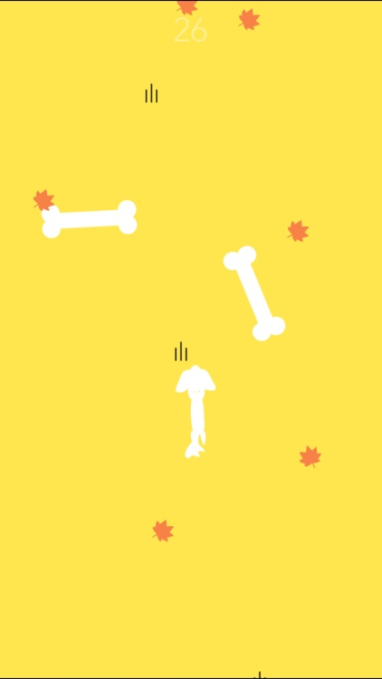 DogRun - Avoid bones