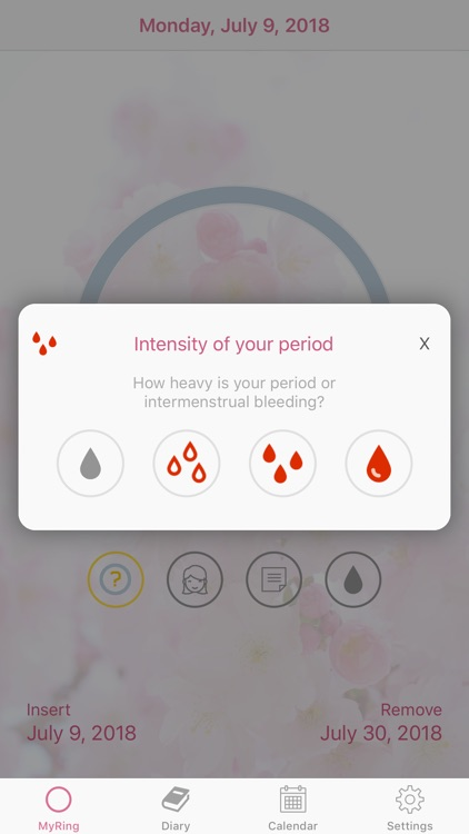 MyRing - contraceptive ring screenshot-3