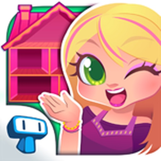 Doll House: Home Design Games