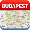 布达佩斯的离线地图 - 城市地铁机场