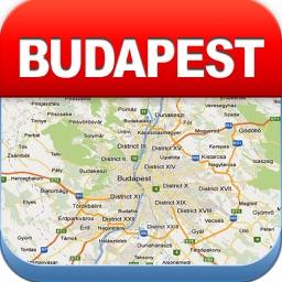 Budapest Offline Map - Metro