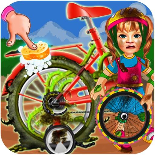 Bicycle Repair & Wash Salon