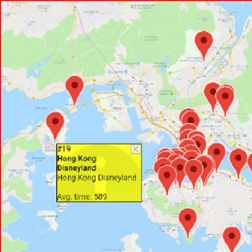 Subway Map Of Hong Kong.Hong Kong Subway Tour Maps By Jiyong Wang