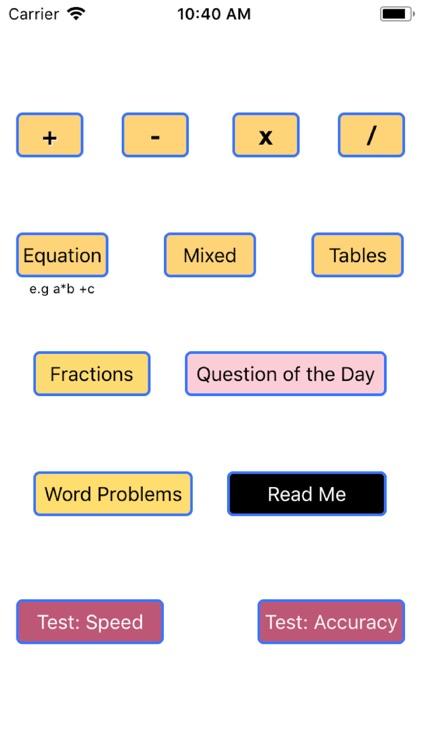 Maths A Day