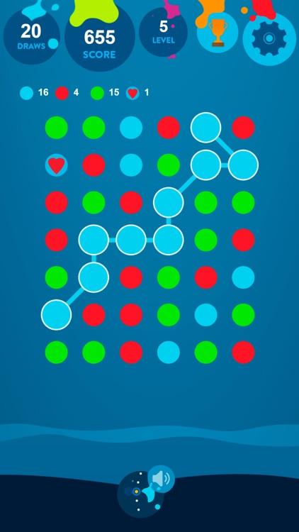 Blob - Dots Challenge screenshot-4