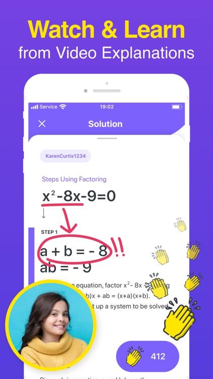 Math Hero: Math Answer Scanner screenshot-9