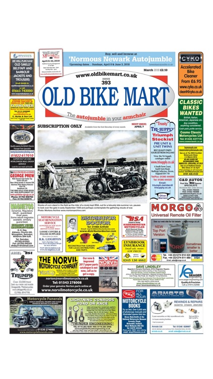 Old Bike Mart screenshot-3