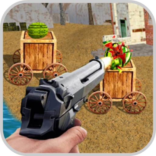 Watermelon Shooting Pro: Hit S