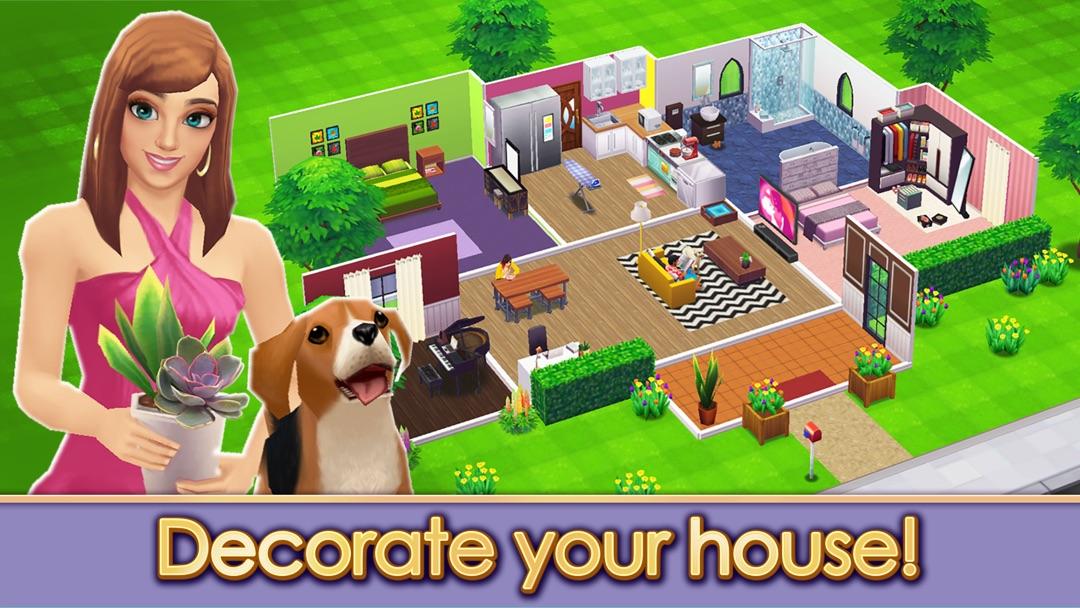 Home Street: Dream House Sim Online Hack Tool
