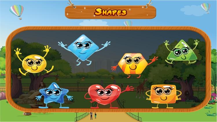 Preschool Zoo Puzzles Zoolingo screenshot-3