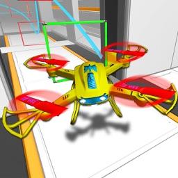 Drone Simulator- Quadcopter 3D