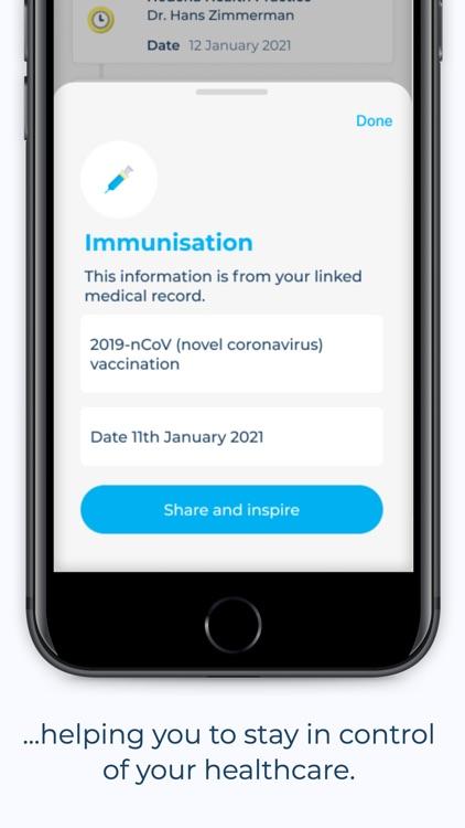 Nye Health screenshot-4