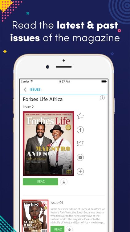 Forbes Life Africa screenshot-0