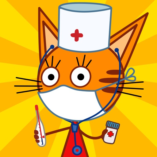 Kid-E-Cats: Pet Doctor Games