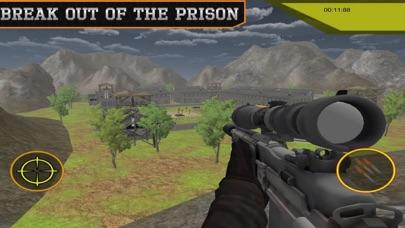 Prison Gunner Escape 3D screenshot three