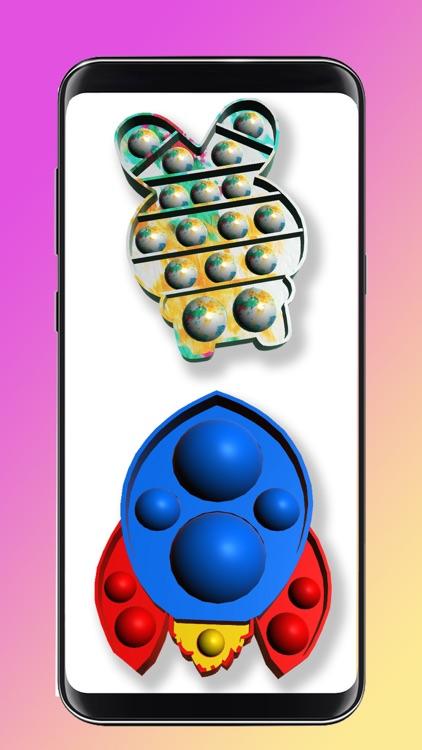 Pop it Fidget Toy 2! DIY ASMR screenshot-4