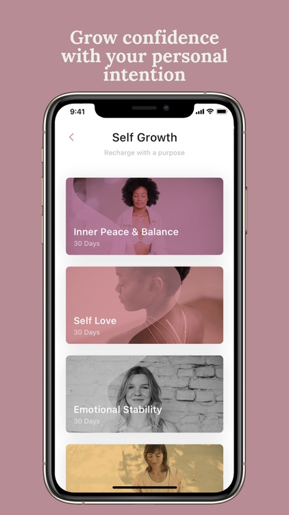 Silatha Women's Meditation App screenshot-6