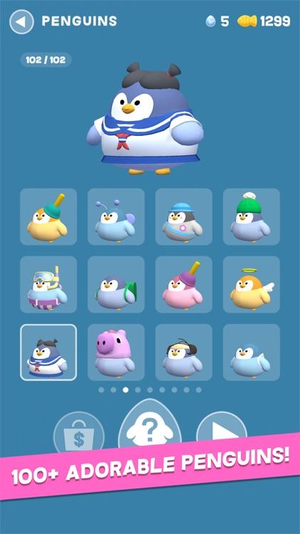 Jumping : Save the penguins screenshot-3