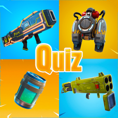 Quiz Game For Fortnite