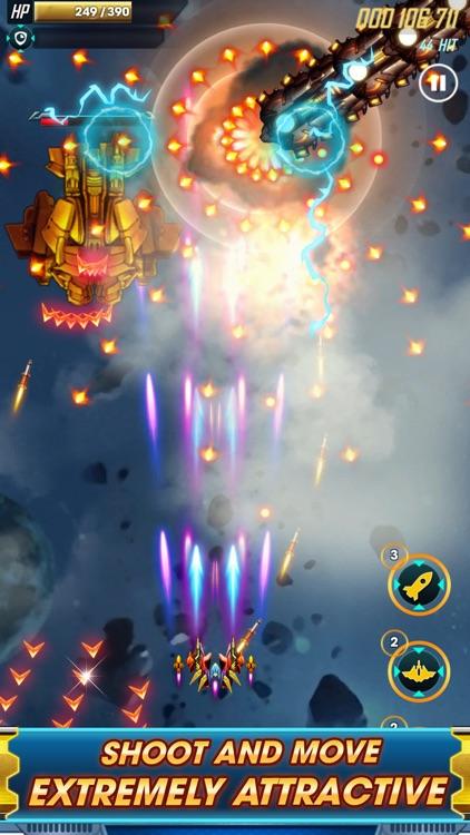 Galaxy Shooter PVP Combat screenshot-3