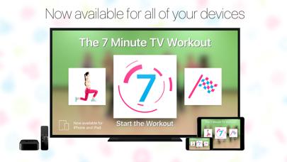 7 Minute TV Workout Screenshots