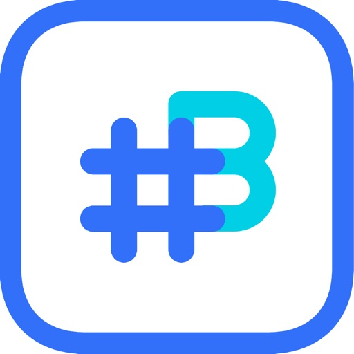 Hashtag Bank - Organize # easy iOS App