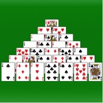 Hack Pyramid Solitaire - Card Game