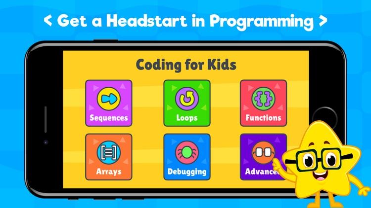Coding Games - School Version screenshot-5