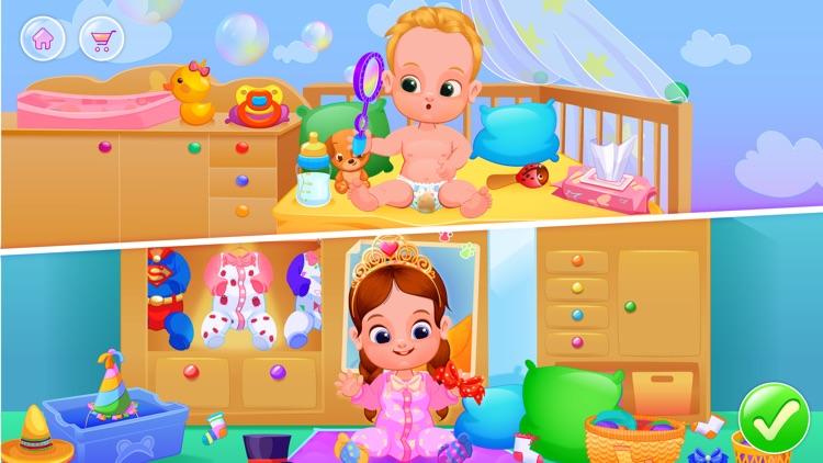 My Baby Care 2 - Daycare Game screenshot-3