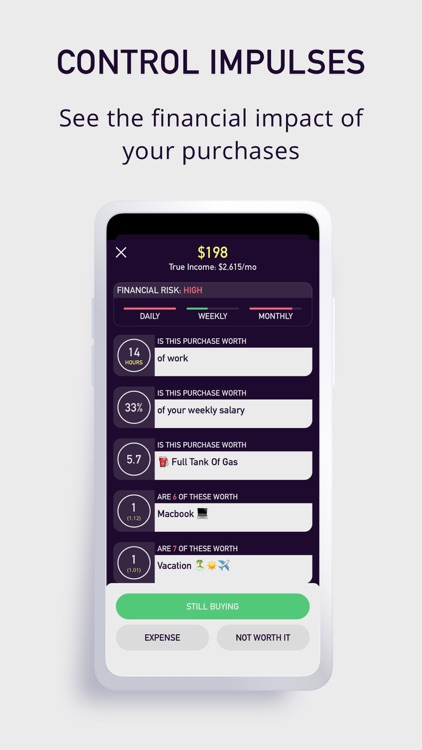 Smart Spend: Cost Analyzer screenshot-2