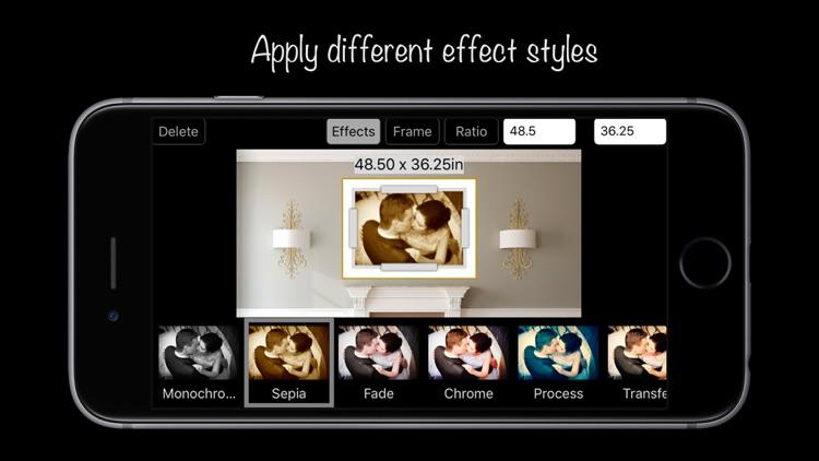 WallPicture - Art room design screenshot-3