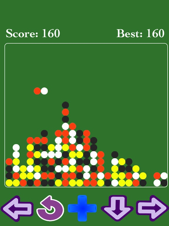 Balls 4 in a Row Game screenshot 8