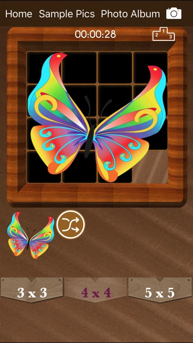Sliding Puzzle : Tile Puzzle screenshot 3