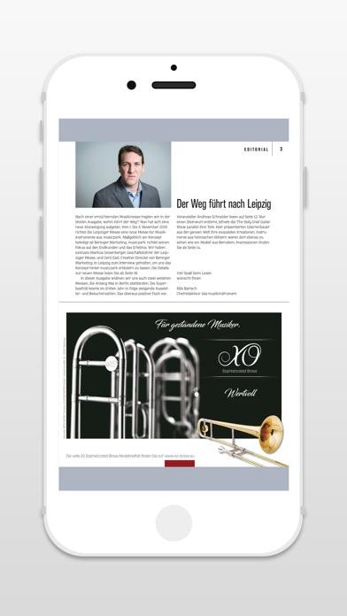 musikinstrument - ZeitschriftScreenshot von 3