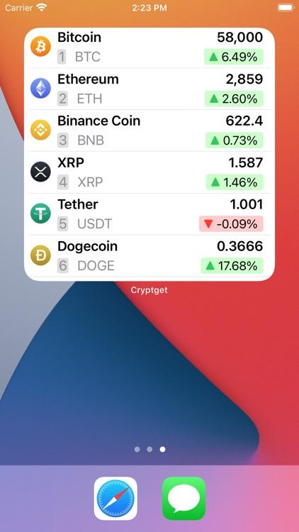 Cryptget screenshot-3