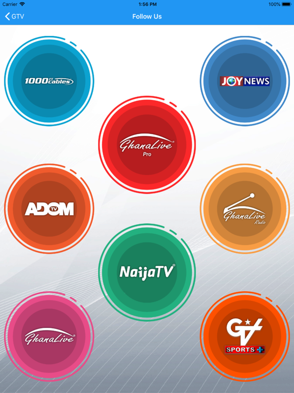 GTV - Ghana TV | App Price Drops