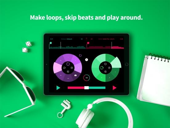 Pacemaker - AI DJ app Screenshots