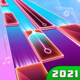Magic Music Piano: Tiles Hop