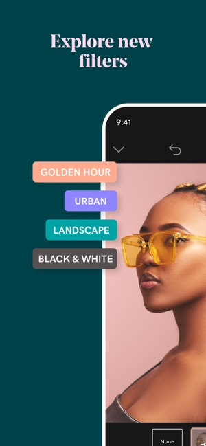 Over (now GoDaddy Studio) Screenshot