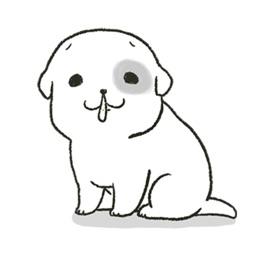 Shiba Dog Cutie Stickers