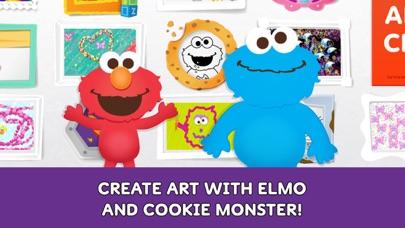 Sesame Street Art Maker screenshot1