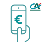 Paiement mobile CA pour pc