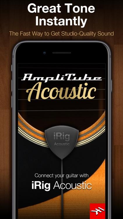 AmpliTube Acoustic screenshot-3